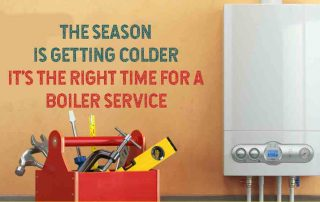 seasonal boiler service